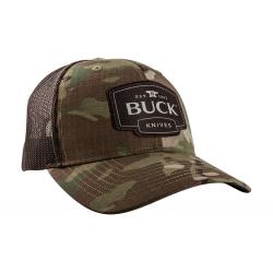Buck Traper Logo Cup, czapka z daszkiem (12413)
