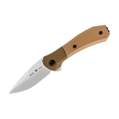 Buck Paradigm, Brown, nóż składany (12863)
